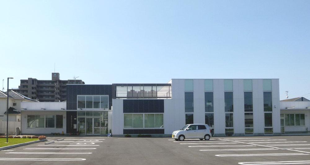 水戸市見和市民センター (2014)