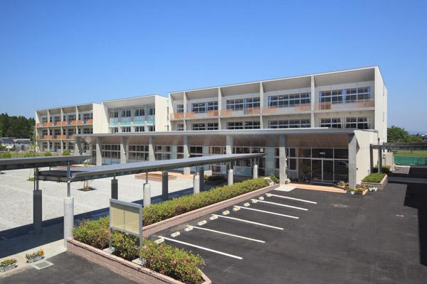城里町立常北中学校(2012)