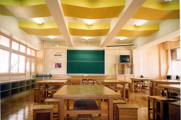 那珂市立横堀小学校(2002)