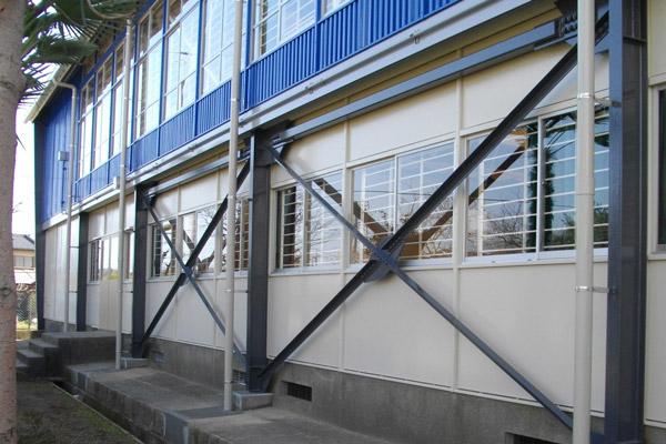 北茨城市立関南小学校屋内運動場(2009)