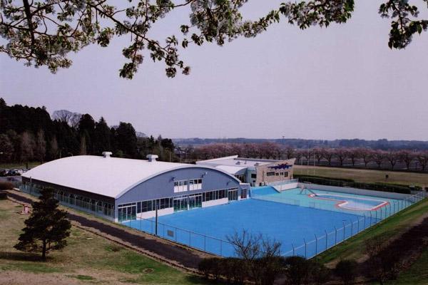 茨城町運動公園屋内プール (2005)