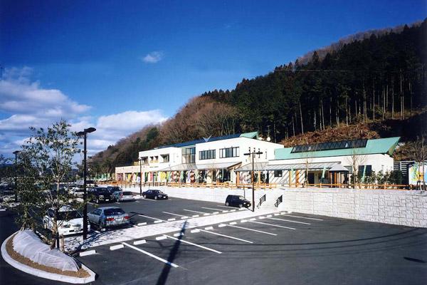 道の駅奥久慈「だいご」(1995)