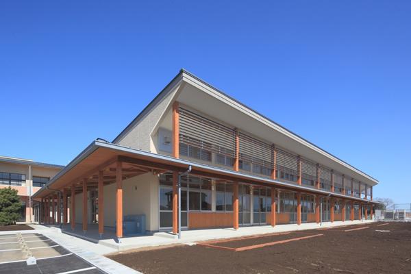 茨城町立青葉小学校 (2015)