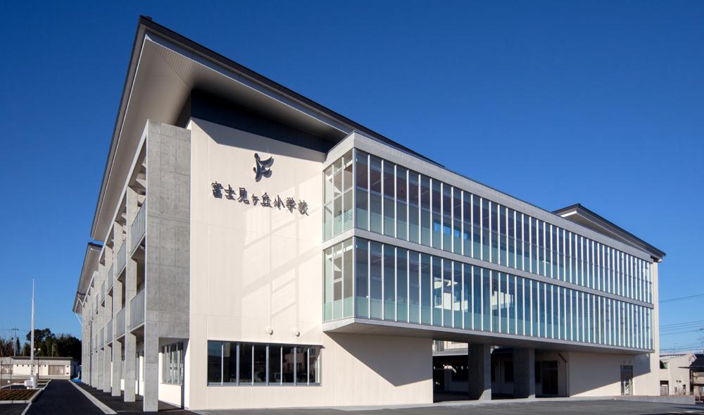 富士見ヶ丘小学校(2018)