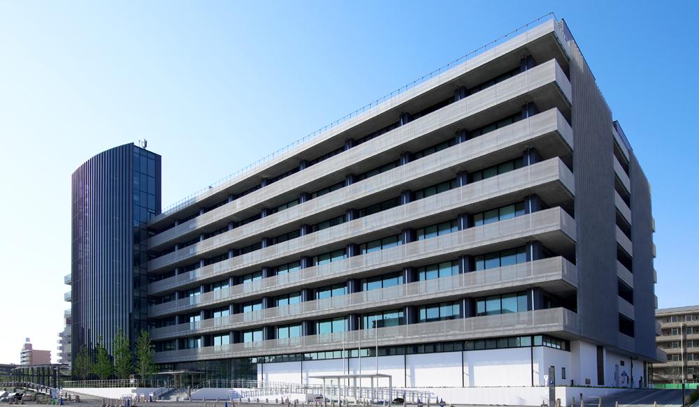 水戸市庁舎(2018)